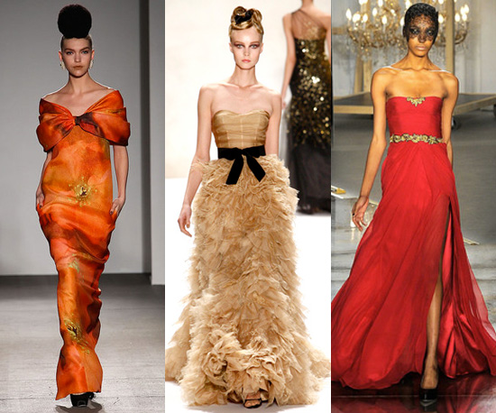 2011 Fall New York Fashion Week Roundup: The 25 Most Beautiful Dresses From the Runway