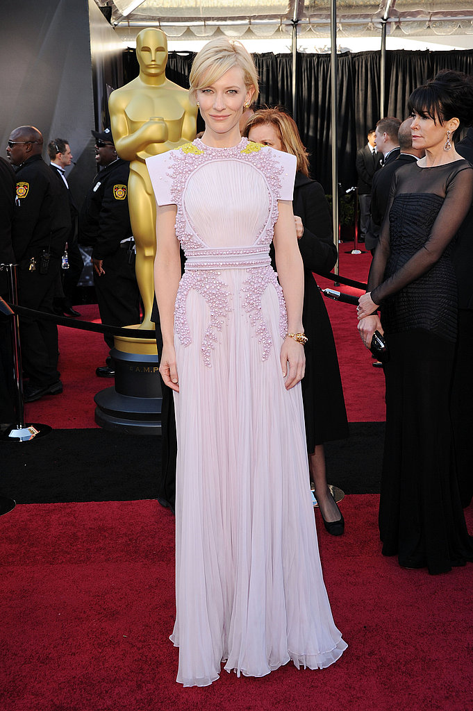 Cate Blanchett at the 2011 Academy Awards
