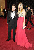 Mark Wahlberg, Rhea Durham in Naeem Khan
