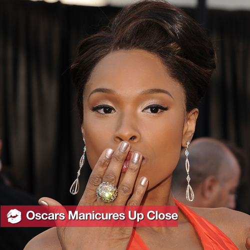 See Oscars Nail Trends and Manicures Up Close