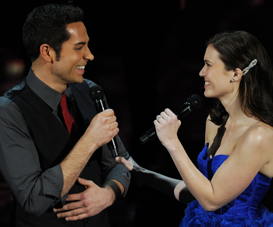 Best Returning Oscar Tradition: Original Song Performances