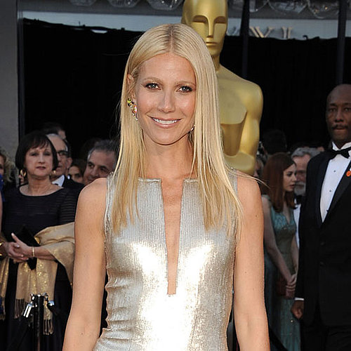 Pictures of Gwyneth Paltrow on the Red Carpet at the 2011 Oscars