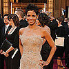 Pictures of Halle Berry on the Red Carpet at the 2011 Oscars 2011-02-27 16:47:55