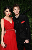 Pics: Justin Bieber and Selena Gomez Snuggle, Hold Hands at Vanity Fair Oscars Party!