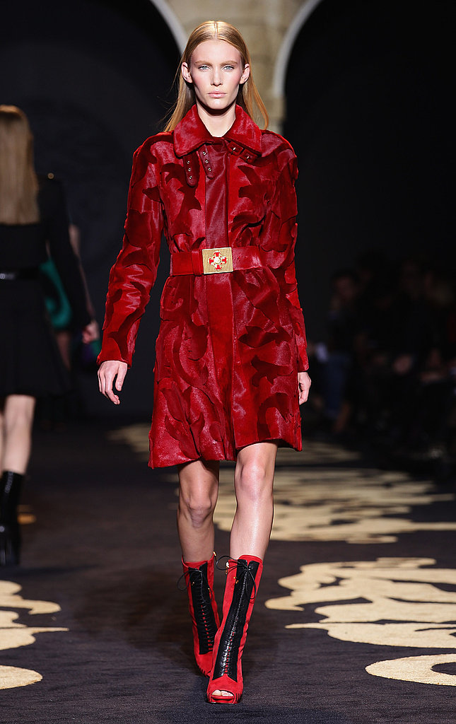 2011 Fall Milan Fashion Week: Versace