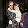 Pictures of Gwen Stefani Carrying Kingston Through LAX