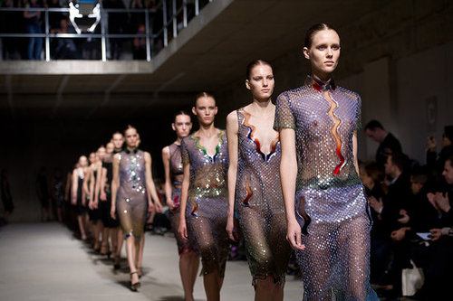 See The Full Christopher Kane A/W London Fashion Week Show in Pictures!