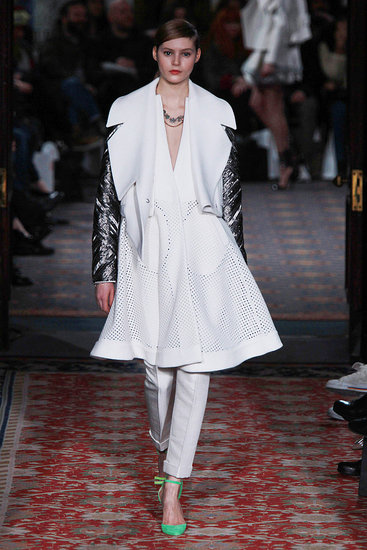 Fall 2011 London Fashion Week: Antonio Berardi
