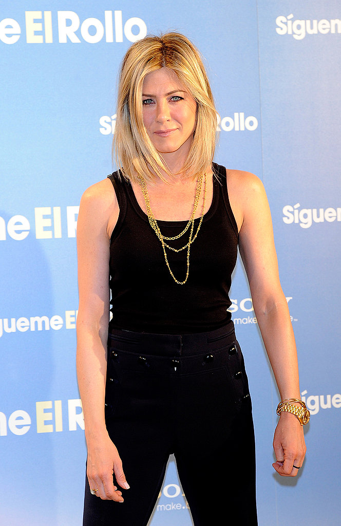 Jennifer Aniston Chops Off Hair, Debuts Brand-New Bob — Wow!