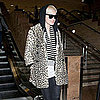 Pictures of Ashlee Simpson Arriving at LAX Alone