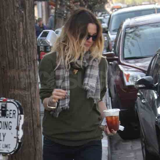 Drew Barrymore Celebrates Her 36th Birthday With a New Man!