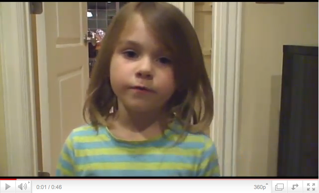 Five-Year-Old Feminist