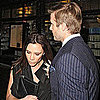 Pictures of Victoria Beckham and David Beckham at LOVE Liberty and Alexander Wang London Fashion Week Party