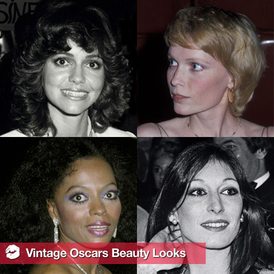 40 Vintage Oscars Beauty Looks
