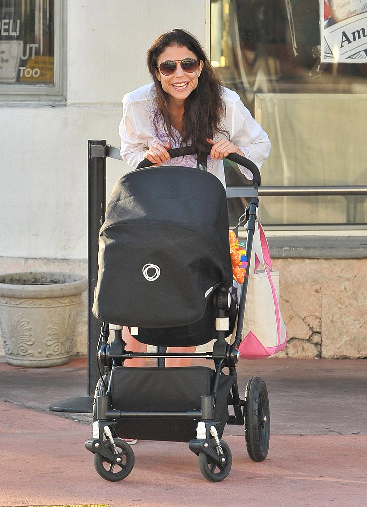 Bethenny Frankel's Back in Her Bikini With Baby Bryn!