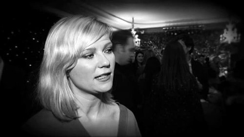 Kirsten Dunst Interview at Mulberry Fall 2011 London Fashion Week 2011-02-23 17:13:57