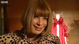 Video — Watch Anna Wintour Talk Alexander McQueen's Trickle-Down Effect, Mirroring Devil Wears Prada Movie Quote