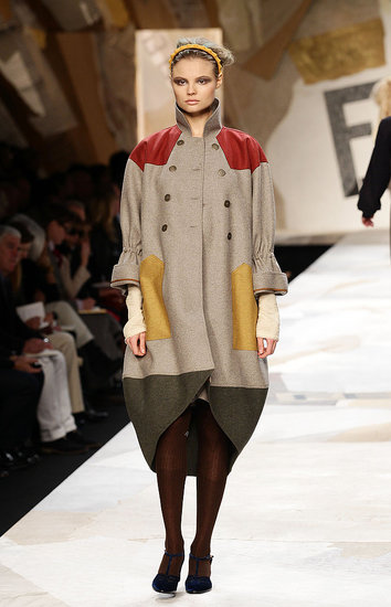 Fall 2011 Milan Fashion Week: Fendi