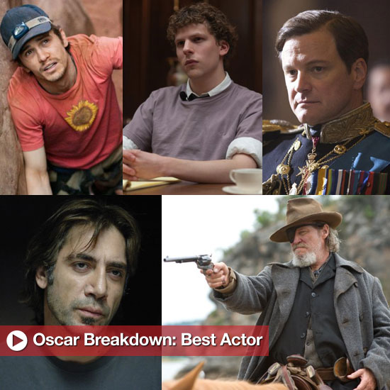 2011 Oscar Breakdown: Best Actor