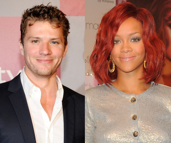 Ryan Phillippe and Rihanna