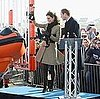 Pictures of Kate Middleton and Prince William on Their First Official State Task 2011-02-24 09:05:54