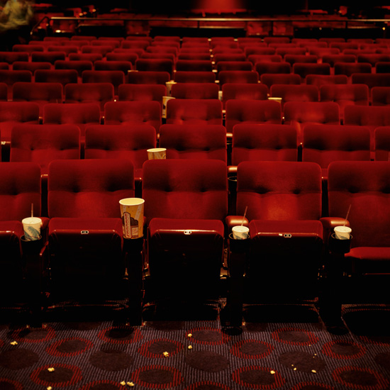 In the Movie Theater