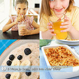 5 Ways to Sneak Milk Into Kids' Diets
