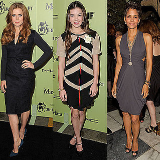 Pictures of Melissa Leo, Halle Berry, Kate Walsh, Amy Adams, and Hailee Steinfeld at Women in Film Party