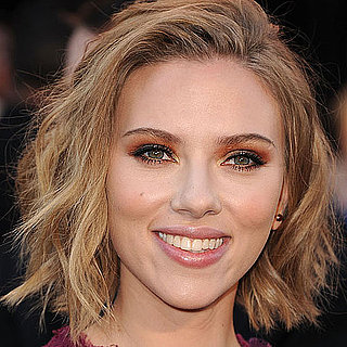 How to Get Scarlett Johansson's 2011 Oscars Golden Makeup Look!