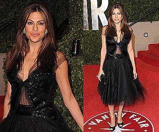 Eva Mendes at Oscars 2011