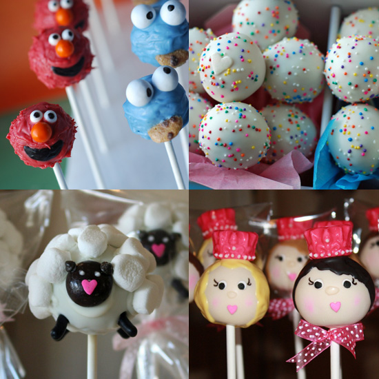15 Cute Made-to-Order Cake Pops For Your Next Party