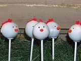 Chicken Cake Pops