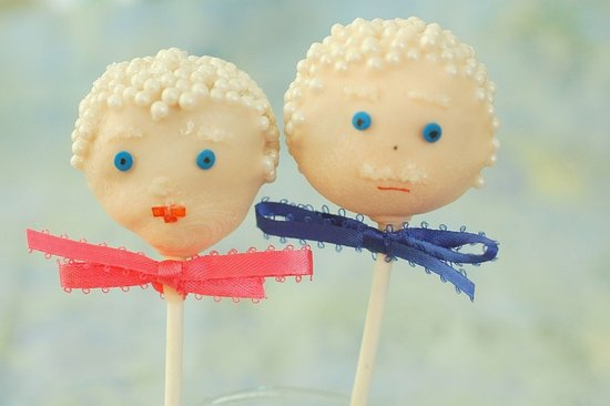 Ma and Pa Pop Cake Lollies