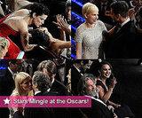 2011 Oscars Audience With Natalie Portman, Michelle Williams, Jake Gyllenhaal, Sandra Bullock and More