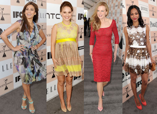 2011 Independent Spirit Awards: Our Fab-Frock Round Up