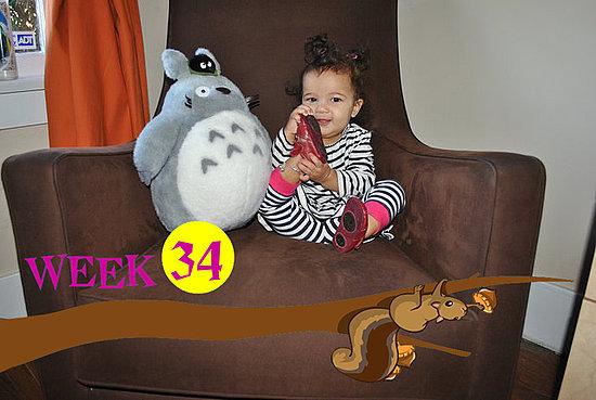 Olivia Lily 34 Weeks Old!!