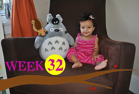 Olivia Lily 32 Weeks Old!!