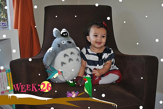 Olivia Lily 26 Weeks Old!!