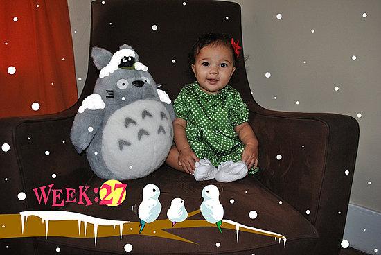 Olivia Lily 27 Weeks Old!!