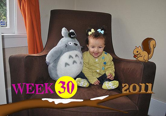 Olivia Lily 30 Weeks Old!!