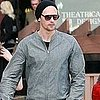 Pictures of Alexander Skarsgard Leaving The Griddle Cafe in LA