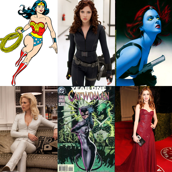 Female Comic Book Characters in Film: Did Hollywood Get It Right?