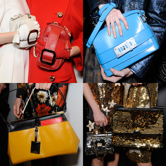 Peep 35 of the Best Bags From Milan Fashion Week!