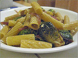 Rigatoni With Brussels Sprouts