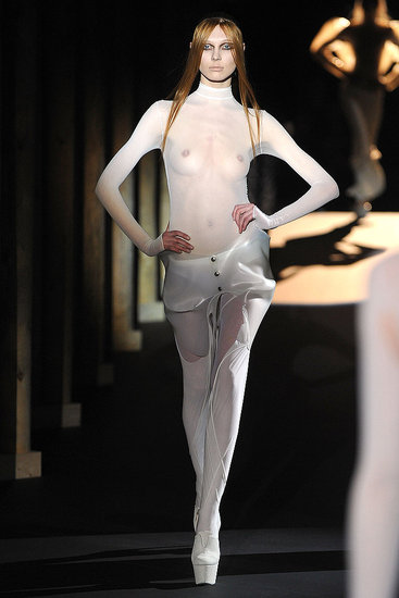 Thierry Mugler Fall 2011