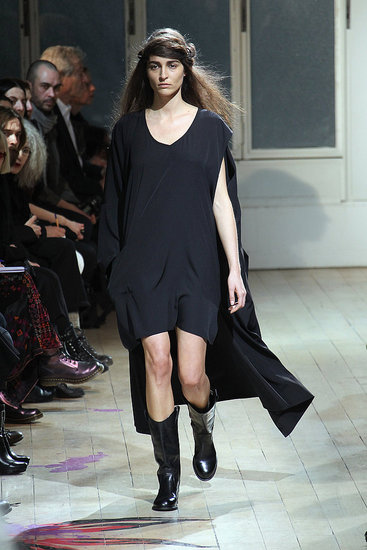 Fall 2011 Paris Fashion Week: Limi Feu