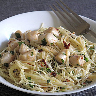 Simple Scallop Pasta Recipe