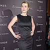 Pictures of Kate Winslet at Event in Paris