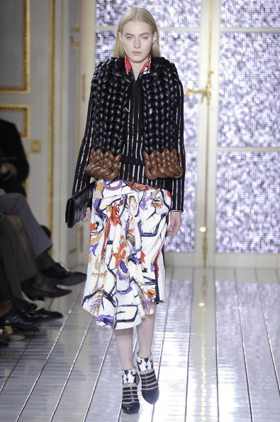 Fall 2011 Paris Fashion Week: Balenciaga