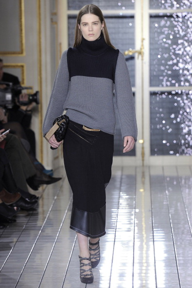 2011 Fall Paris Fashion Week: Balenciaga